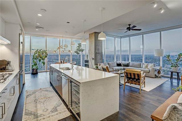 301 West Ave #4001, Austin, TX 78701 (#6760102) :: Papasan Real Estate Team @ Keller Williams Realty