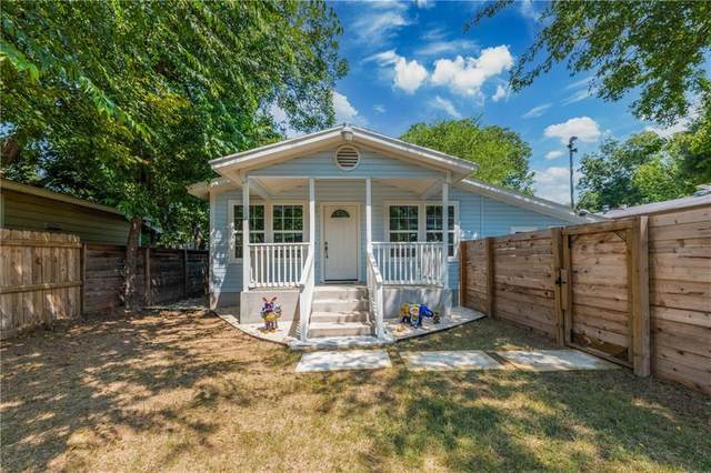 2916 Gonzales St #1, Austin, TX 78702 (#6760915) :: The Heyl Group at Keller Williams