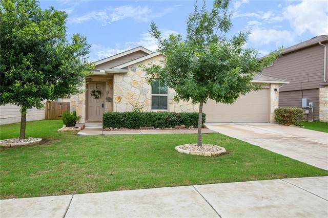 721 Pinnacle Dr, Georgetown, TX 78626 (#6761227) :: The Perry Henderson Group at Berkshire Hathaway Texas Realty