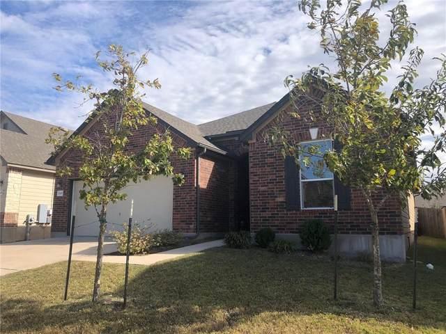 12401 Dwight Eisenhower St, Manor, TX 78653 (#6761336) :: Papasan Real Estate Team @ Keller Williams Realty