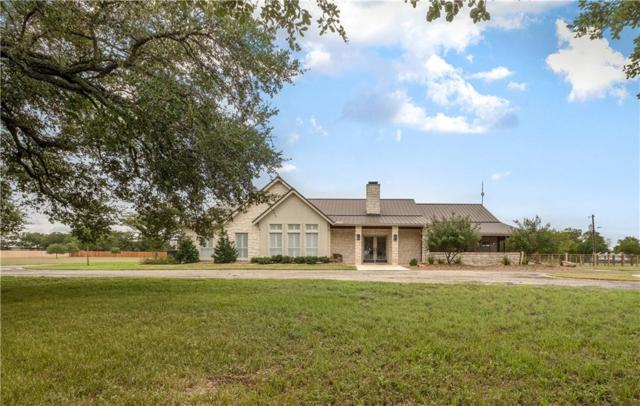 1111 County Road 230, Giddings, TX 78942 (#6764062) :: The ZinaSells Group