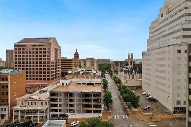 800 Brazos St #1109, Austin, TX 78701 (#6765437) :: R3 Marketing Group