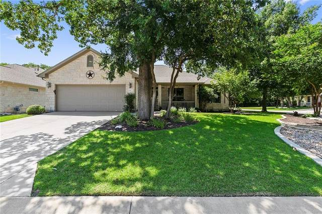 902 Big Thicket St, Georgetown, TX 78633 (#6765584) :: All City Real Estate