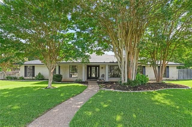 2706 Emerald Hill Dr, Round Rock, TX 78681 (#6765812) :: Papasan Real Estate Team @ Keller Williams Realty