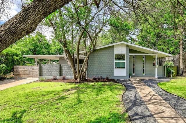 1303 Berkshire Dr, Austin, TX 78723 (#6765917) :: Papasan Real Estate Team @ Keller Williams Realty