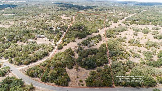TBD Oakwood Loop, Wimberley, TX 78676 (#6768210) :: Front Real Estate Co.