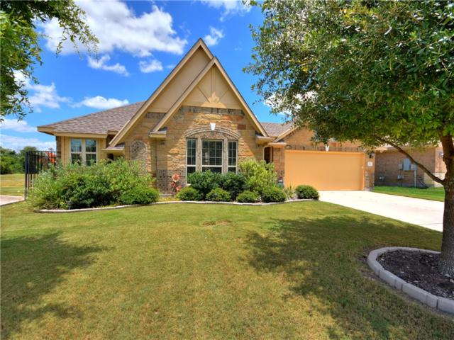 321 Lismore St, Hutto, TX 78634 (#6769384) :: The Heyl Group at Keller Williams