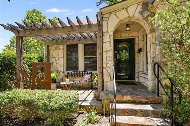4707 Ramsey Ave, Austin, TX 78756 (#6769604) :: Papasan Real Estate Team @ Keller Williams Realty