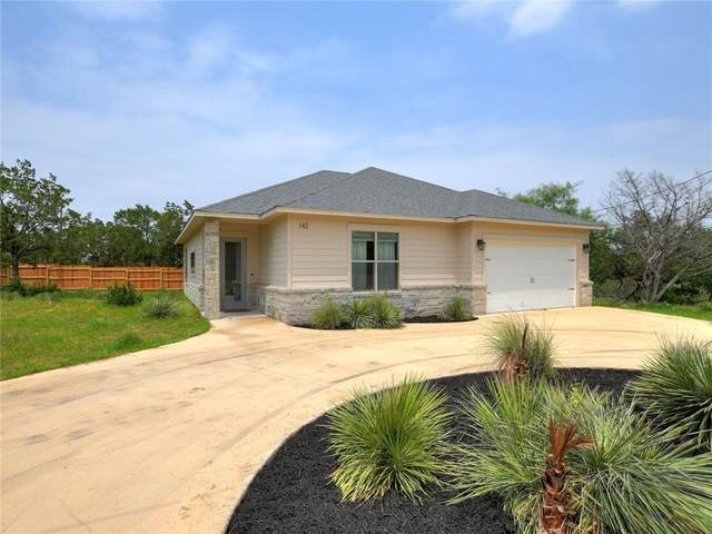 142 W Greenbriar Dr, Granite Shoals, TX 78654 (#6770461) :: The Perry Henderson Group at Berkshire Hathaway Texas Realty