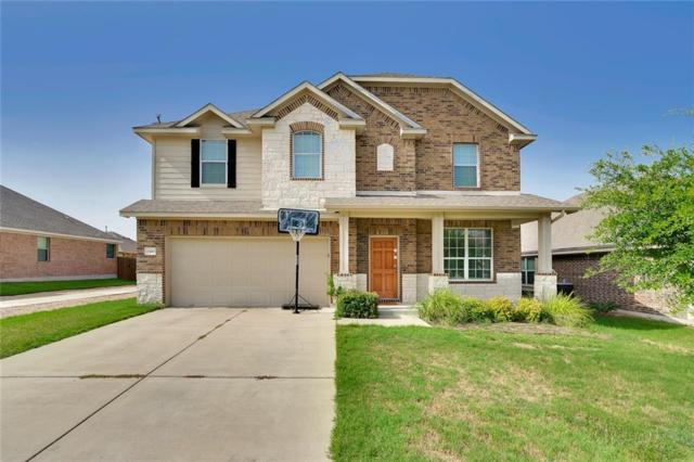 2320 Dovetail St, Pflugerville, TX 78660 (#6772821) :: The ZinaSells Group
