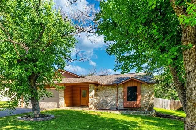 804 Cambridge Dr, Round Rock, TX 78664 (#6772894) :: Papasan Real Estate Team @ Keller Williams Realty