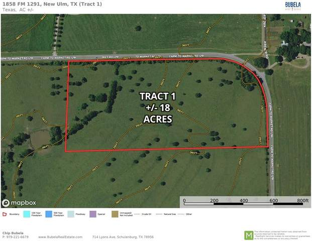 1858 Tract 1 Fm 1291, New Ulm, TX 78950 (#6773111) :: Papasan Real Estate Team @ Keller Williams Realty
