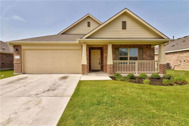 306 Hibiscus Dr, Hutto, TX 78634 (#6773833) :: The Gregory Group
