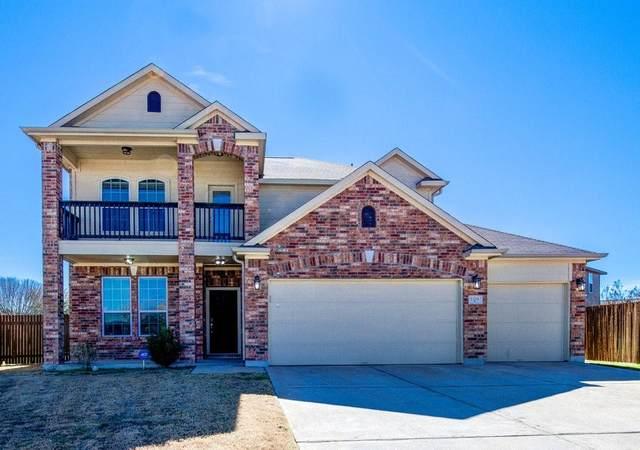 1216 Rhonda Cv, Hutto, TX 78634 (#6776983) :: Realty Executives - Town & Country