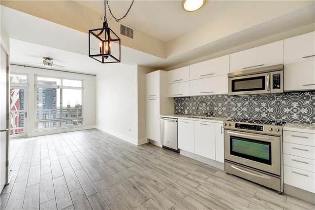 603 Davis St #1205, Austin, TX 78701 (#6777095) :: Papasan Real Estate Team @ Keller Williams Realty