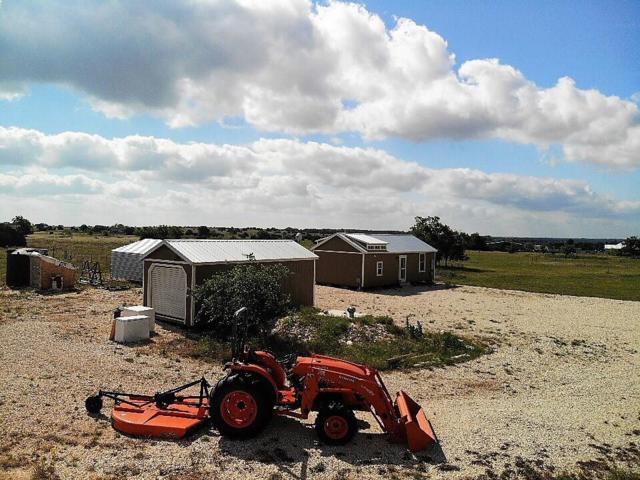 825 County Road 216, Bertram, TX 78605 (#6777294) :: Papasan Real Estate Team @ Keller Williams Realty