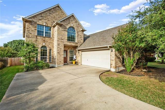 3528 Rams Horn Way, Round Rock, TX 78665 (#6778673) :: The Perry Henderson Group at Berkshire Hathaway Texas Realty
