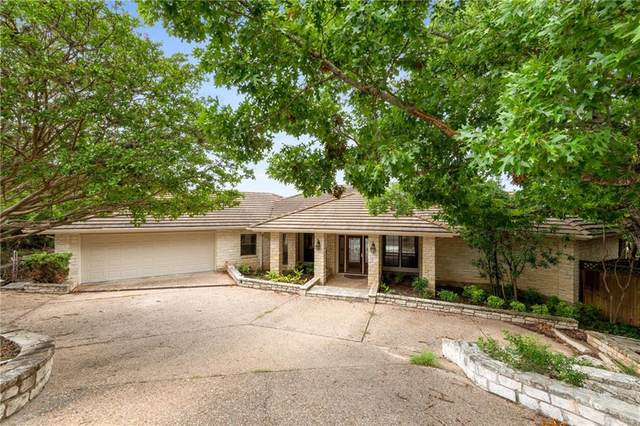 1205 Challenger, Lakeway, TX 78734 (#6779609) :: The Summers Group