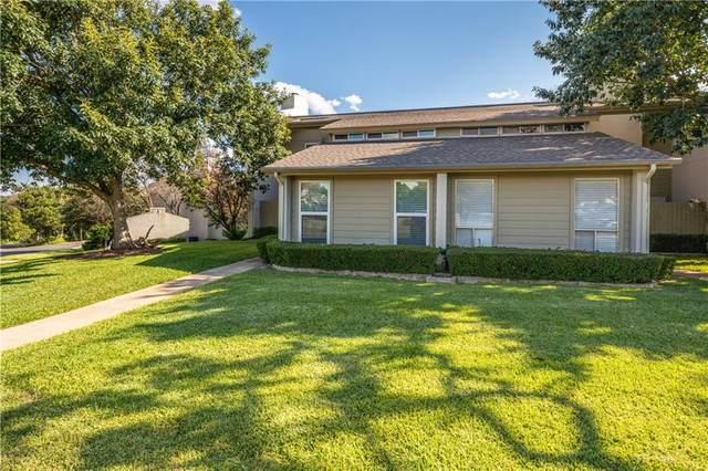 100 Lido Cir G-1, Lakeway, TX 78734 (#6779630) :: Green City Realty