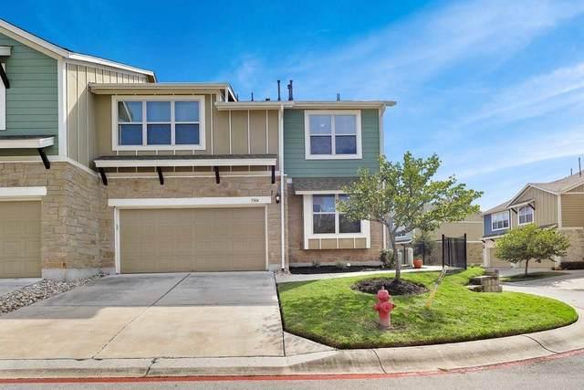 1620 Bryant Dr #1504, Round Rock, TX 78664 (#6780985) :: Papasan Real Estate Team @ Keller Williams Realty