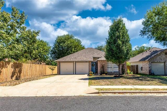 2003 Buckeye Ln, Round Rock, TX 78664 (#6782143) :: Ben Kinney Real Estate Team