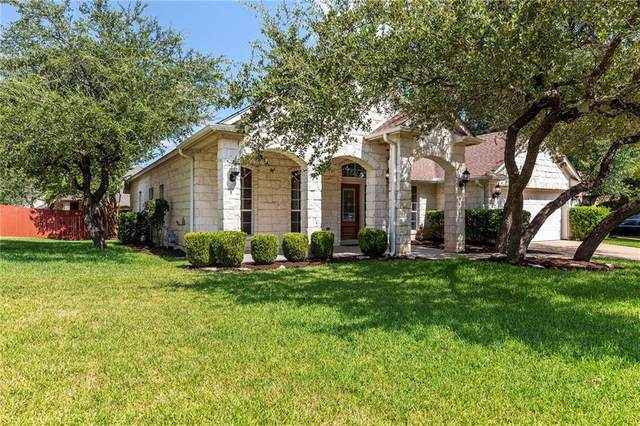 3100 Cashell Wood Dr, Cedar Park, TX 78613 (#6784698) :: The Heyl Group at Keller Williams