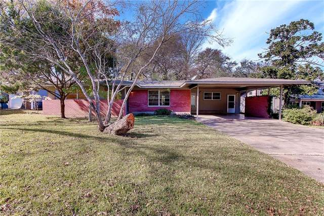 2321 Westoak Dr, Austin, TX 78704 (#6785844) :: The Perry Henderson Group at Berkshire Hathaway Texas Realty