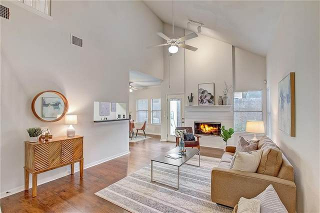 12212 Brigadoon Ln #141, Austin, TX 78727 (#6788852) :: Papasan Real Estate Team @ Keller Williams Realty