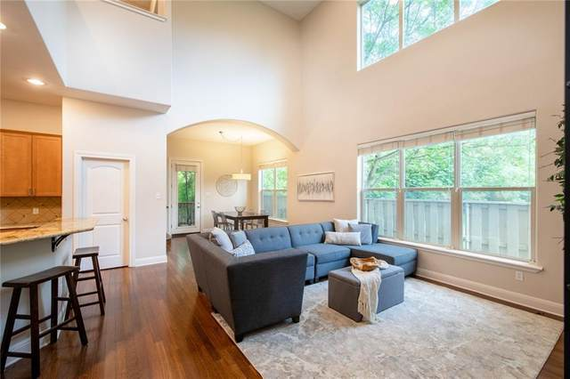 924 E 52nd St B, Austin, TX 78751 (#6789360) :: Zina & Co. Real Estate