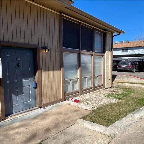 2124 Burton Dr #138, Austin, TX 78741 (#6791440) :: Papasan Real Estate Team @ Keller Williams Realty