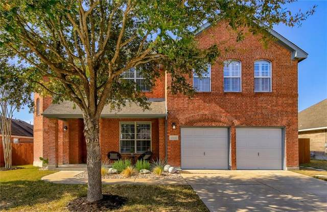 11604 Mill Ridge Trce, Manor, TX 78653 (#6794295) :: Realty Executives - Town & Country