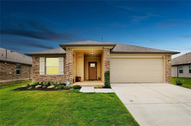 303 Marimoor Dr, Hutto, TX 78634 (#6794846) :: Azuri Group   All City Real Estate