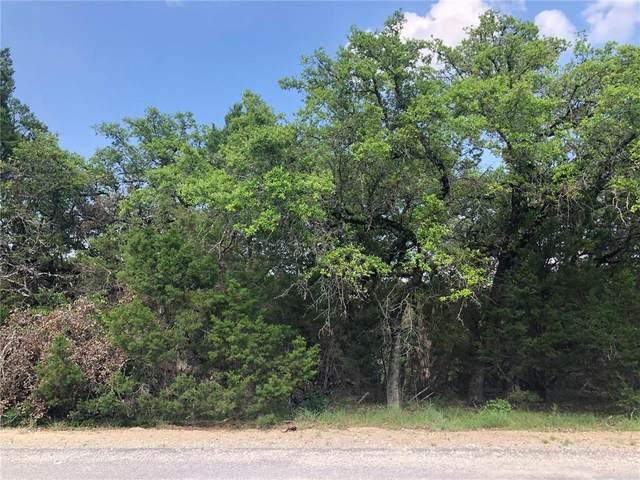 2803 Wilson Ave, Lago Vista, TX 78645 (#6795018) :: Papasan Real Estate Team @ Keller Williams Realty