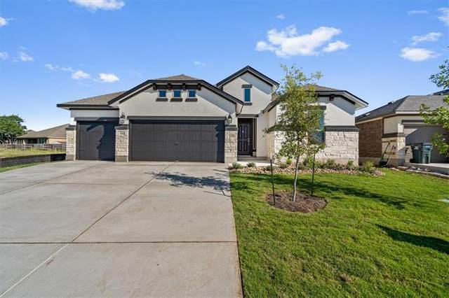 124 Scenic Hills Cir, Georgetown, TX 78628 (#6795368) :: Papasan Real Estate Team @ Keller Williams Realty