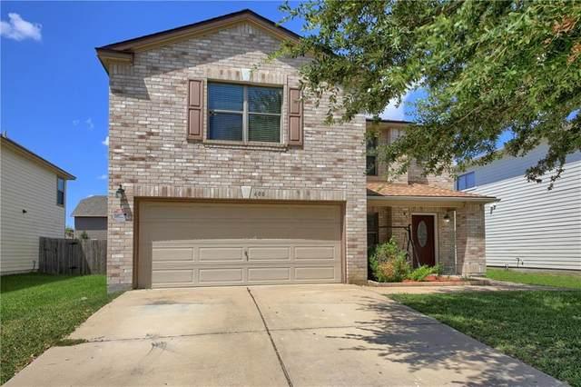 600 Big Sur Trl, Taylor, TX 76574 (#6795724) :: Papasan Real Estate Team @ Keller Williams Realty
