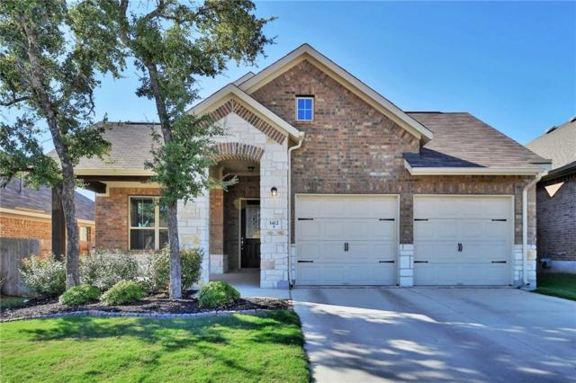 1412 Lindo Dr, Leander, TX 78641 (#6795786) :: The Heyl Group at Keller Williams