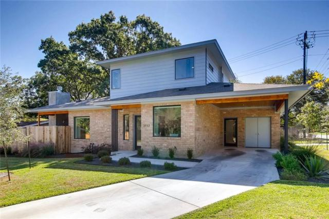 3117 Carlisle Dr, Austin, TX 78757 (#6797900) :: Realty Executives - Town & Country