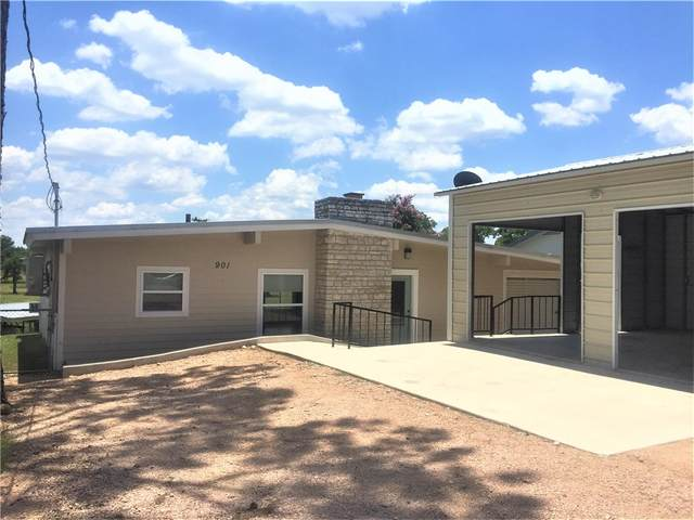 901 County Road 131, Marble Falls, TX 78654 (#6798169) :: First Texas Brokerage Company