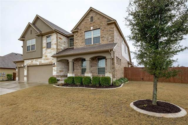 205 Parkwest Dr, Cedar Park, TX 78613 (#6799380) :: 12 Points Group