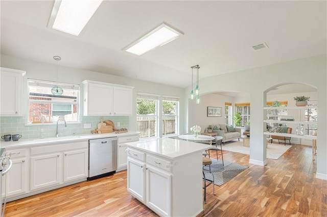 4400 Destinys Gate Dr, Austin, TX 78727 (#6799890) :: Papasan Real Estate Team @ Keller Williams Realty