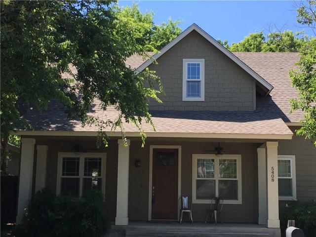 5408 Evans Ave, Austin, TX 78751 (#6800021) :: Papasan Real Estate Team @ Keller Williams Realty