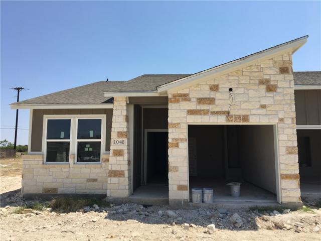 104 Bailey Kay Ct B, Jarrell, TX 76537 (#6801175) :: Ana Luxury Homes