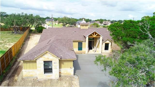 315 Bluestem Cv, Georgetown, TX 78633 (#6803069) :: Papasan Real Estate Team @ Keller Williams Realty