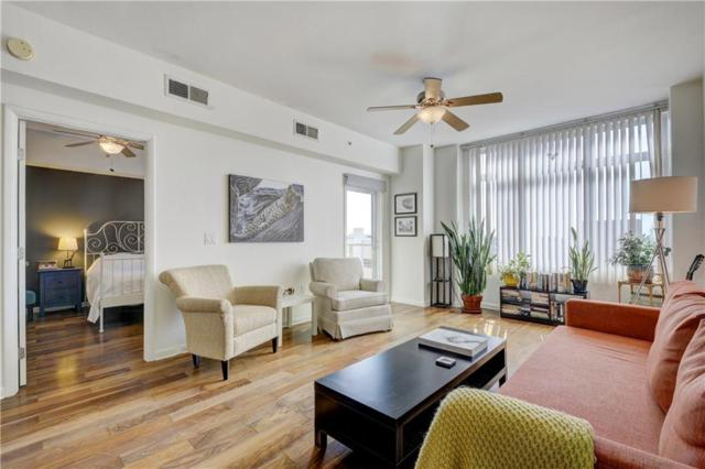 54 Rainey St #805, Austin, TX 78701 (#6804892) :: Papasan Real Estate Team @ Keller Williams Realty