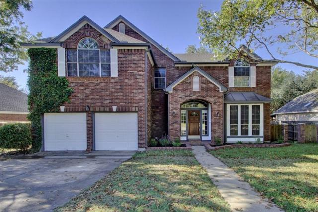 501 Hickory Ridge Trl, Pflugerville, TX 78660 (#6805401) :: The ZinaSells Group