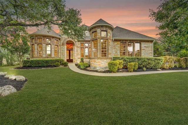 1305 Flint Rock Loop, Driftwood, TX 78619 (#6806043) :: Papasan Real Estate Team @ Keller Williams Realty