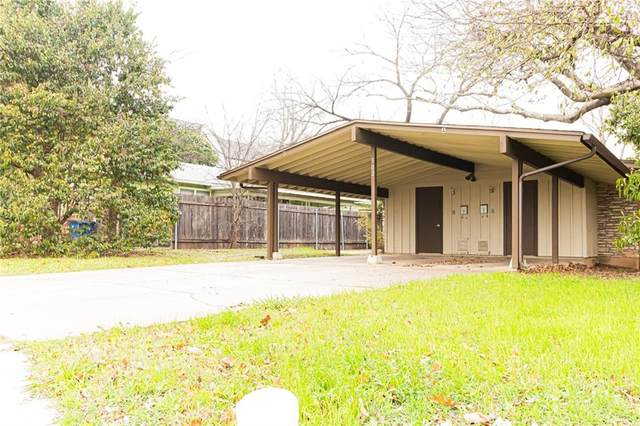 302 W 51st St, Austin, TX 78751 (#6807834) :: RE/MAX IDEAL REALTY