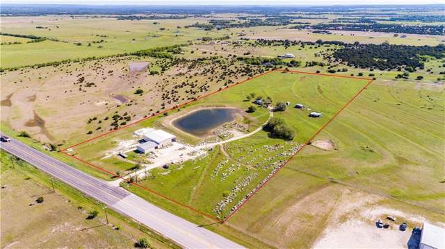 13400 N Highway 183, Florence, TX 76527 (#6808290) :: The Perry Henderson Group at Berkshire Hathaway Texas Realty