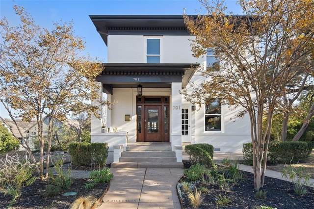 701 Highland Ave, Austin, TX 78703 (#6810293) :: Lauren McCoy with David Brodsky Properties