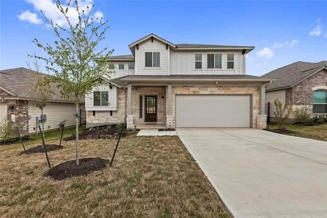 117 Caney Cv, Leander, TX 78641 (#6810522) :: Ben Kinney Real Estate Team